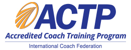 The Forton Group is accredited by the International Coach Federation as an 'Accredited Coach Training Program' or ACTP