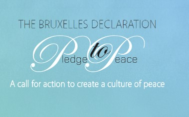 Forton is a signatory of the Bruxelles, Pledge to Peace, initiative
