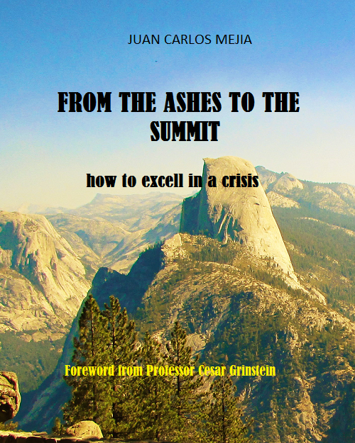 Juan Carlos Mejia From the Ashes to the summit