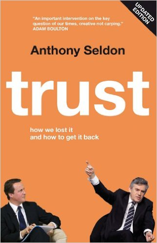 Trust by Anthony Seldon