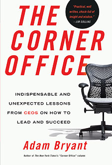 The Corner Office, Adam Bryant